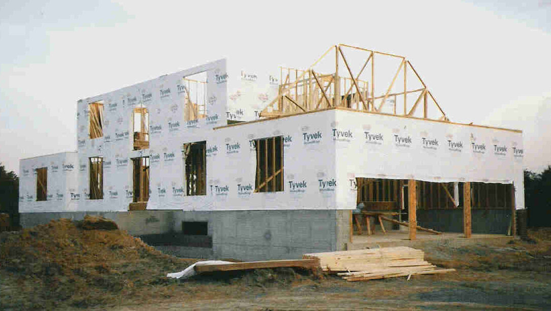 Home building build your own home manual Step by step to build a house